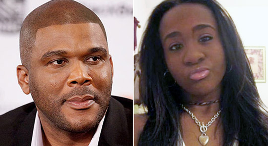 Tyler Perry Baby Pictures Tyler perry responds to reports about bobbie kristina saying: 'leave this