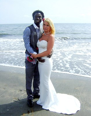 > Woman Marries African Gardener on Vacation; Her Husband Burns Her Gucci Shoes and Purses - Photo posted in Wild videos, news, and other media | Sign in and leave a comment below!