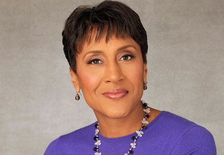 Robin Roberts updated fans on her treatment on Tuesday morning, describing her weakened physical condition