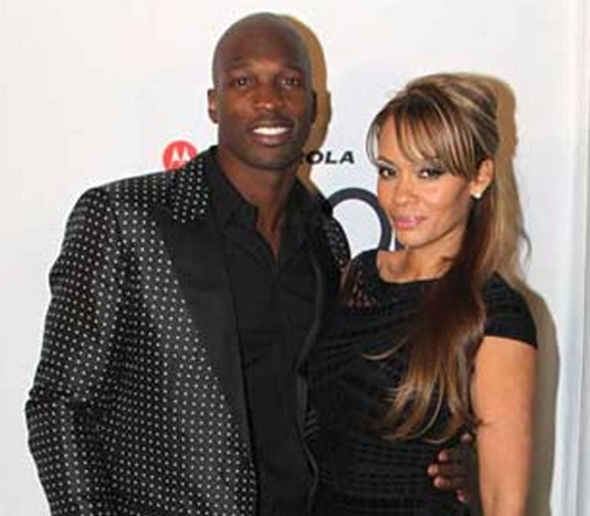 Chad Johnson and Evelyn Lozada's divorce was finalized on Wednesday, slightly more than a month after Johnson's arrest for domestic violence