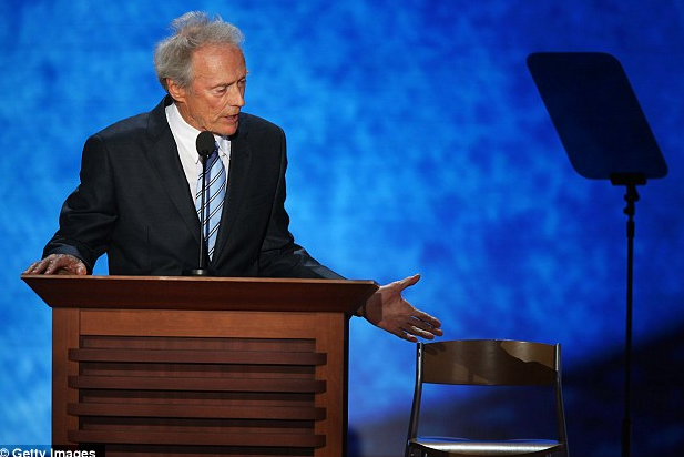Republican National Convention Speaker Clint Eastwood's Daughter is Voting for President Obama