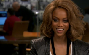 Tyra Banks Hosted the Flawsome Ball On Thursday Night In NYC