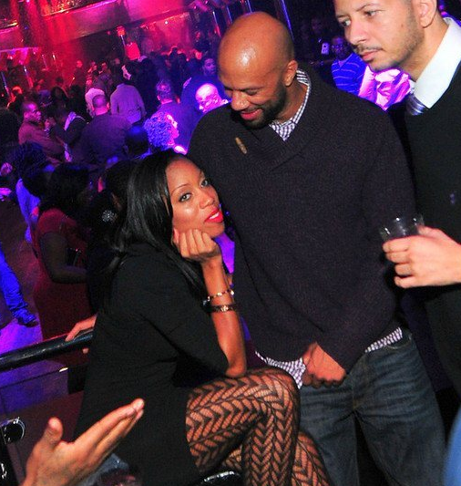 Serena Williams Disses Common's Alleged New Girlfriend