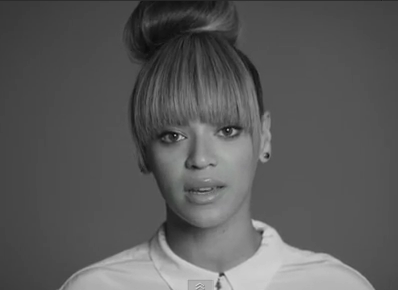 Beyonce' joins forces with other Hollywood stars to shoot a PSA in response to the Sandy Hook shooting.