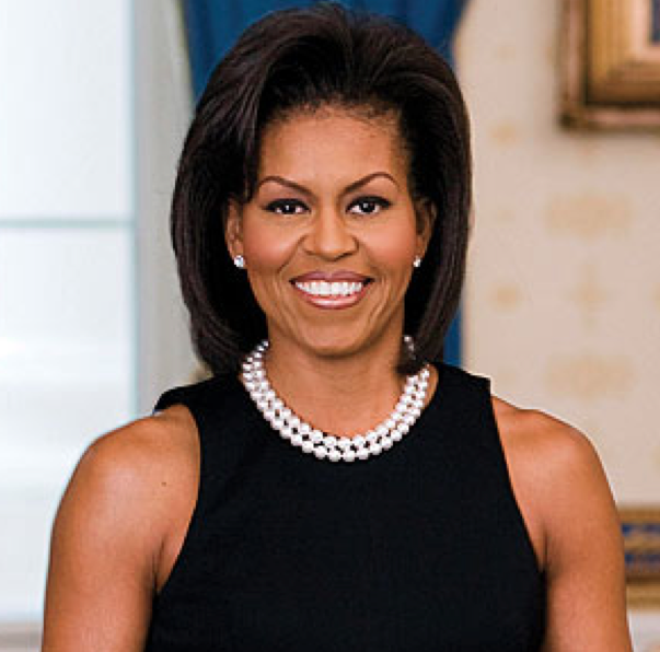 First Lady Michelle Obama inked an open letter to the victims of Sandy Hook Elementary School.