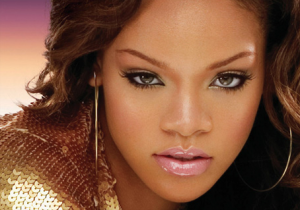 """Rihanna called a fan a """"Weak B-tch"""" for comparing her to the late Whitney Houston."""