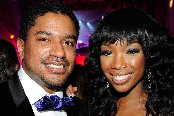 FILE - Brandy Engaged To Ryan Press According To Reports