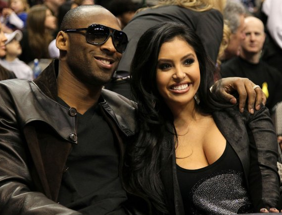 "One of Kobe Bryant's Twitter followers criticized his wife by quoting rapper Drake's lyrics from ""Stay Schemin."" Kobe took up for his wife."