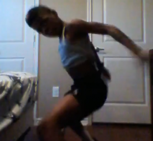 A young boy posted a video of himself dancing like an exotic dancer on a Facebook fanpage titled Twerkers Gone Wild.
