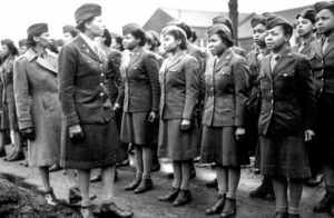 According to the Indiana-based Buffalo Soldiers Research Museum, African-American women have played a role in every war effort in the U.S.