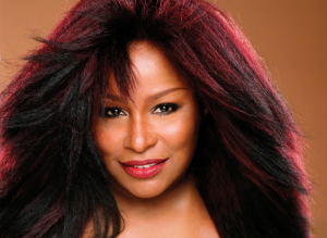 In commemoration of her 40 years in entertainment, Chaka Khan has released a line of chocolates named Chakalates and a line of candles named Khana Sutra.