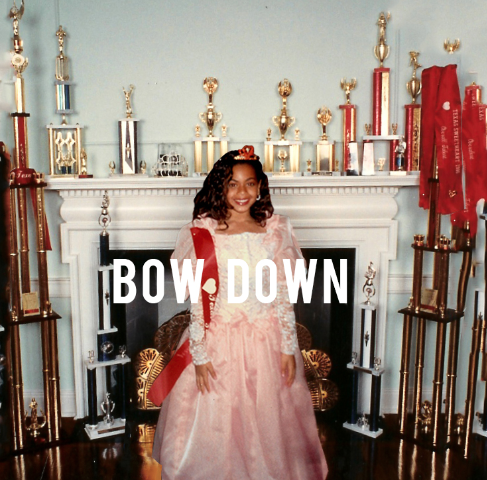 Beyonce released a profanity-laced single titled Bow Down.