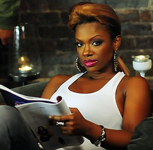 Kandi Burruss said the criticism she received for recording a gospel record made her feel bad.