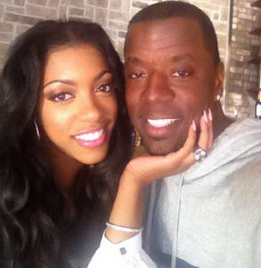 Real Housewives of Atlanta star Porsha Stewart claims to have been blindsided by her husband's filing for divorce.