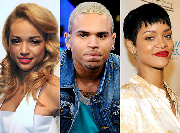 In a recent interview with the Breakfast Club, Chris Brown discusses breaking up with Karreuche Tran to pursue a long-term relationship with Rihanna.
