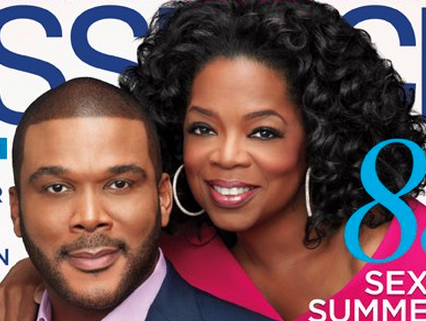 Oprah Winfrey and Tyler Perry discuss working together.