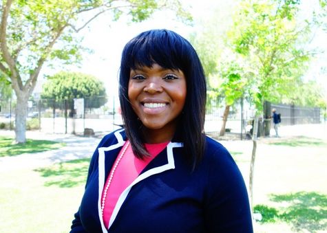 Aja Brown, Mayor of Compton