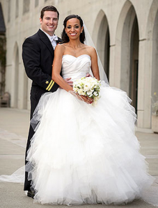 Jack McCain married African-American woman Renee Swift.