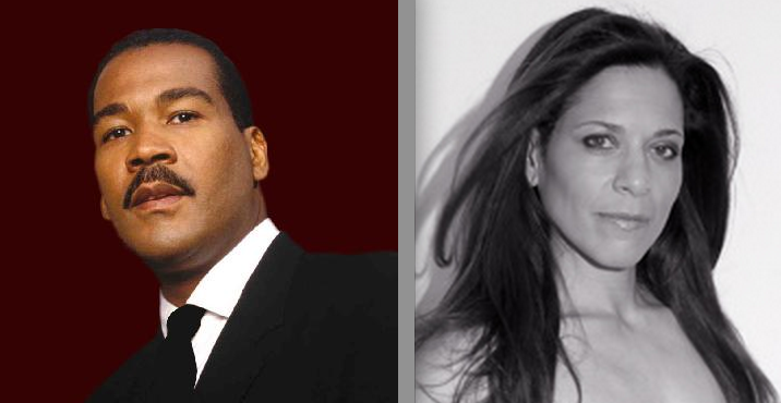 Martin Luther King Jr.s son Dexter King and Leah Weber King married on Friday.