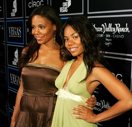 Sanaa Lathan Dating Regina Hall