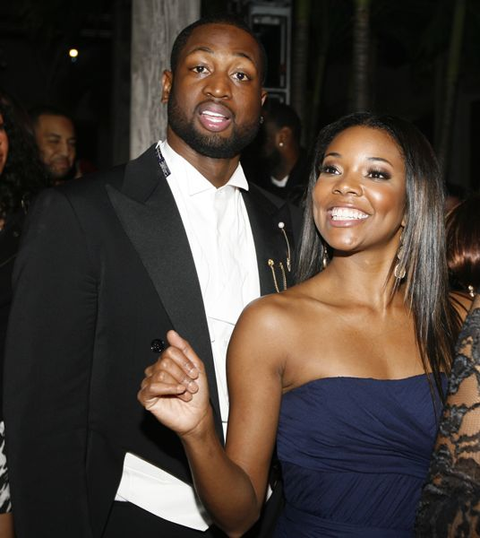 Dwyane-Wade-and-Gabrielle-Union