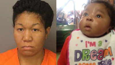 Body Found In Memphis Confirmed As Missing Baby; Mother Charged With First Degree Murder