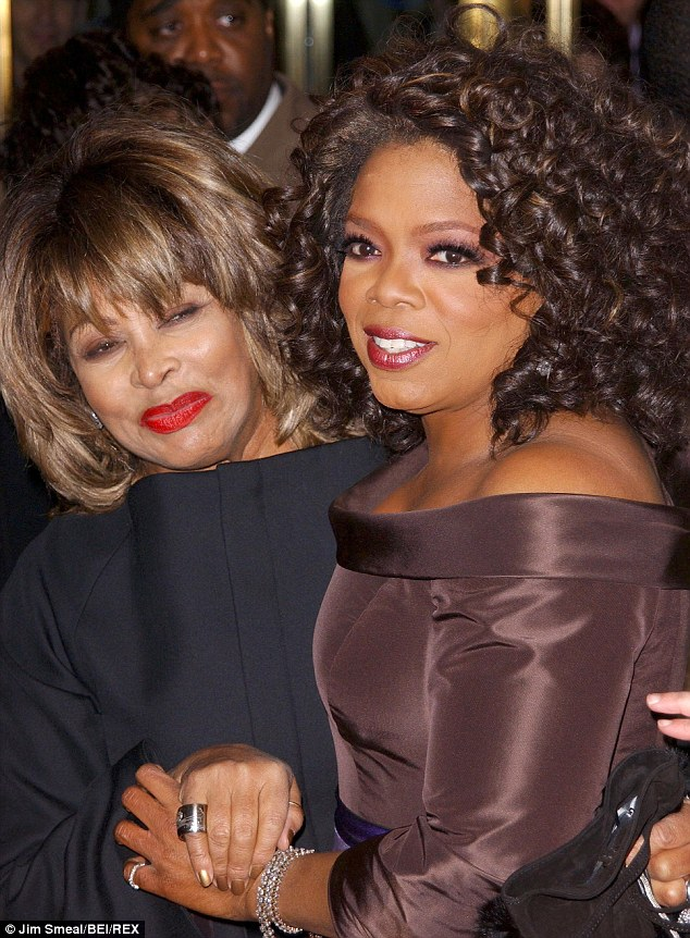 Oprah Says Tina Turner Did NOT Have A Stroke