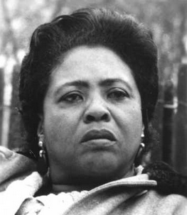 Fannie Lou Hamer was an American voting rights activist Sommer Payne lists things you didnt know about her www.naturallymoi.com