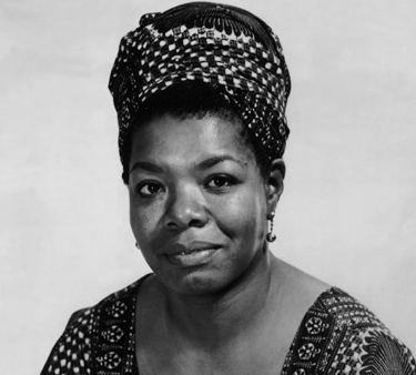 The most unknown facts about global renaissance woman Maya Angelou. www.naturallymoi.com