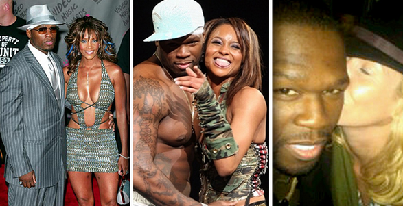 Is ciara and 50 cent still dating