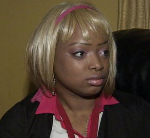 Shakira Magee was robbed at gunpoint in Detroit. She is deaf. www.naturallymoi.com