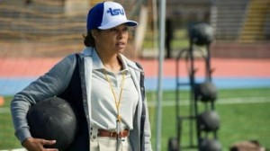 Taraji P. Henson plays the lead role as college golf coach Dr. Catana Starks. (Photo Courtesy of From the Rough Productions)