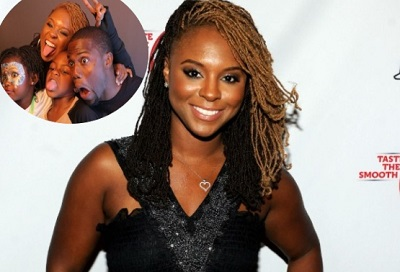How tall is kevin hart ex wife