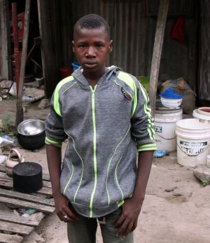 Babo Goni rescued two girls who were victims of the Boko Haram kidnapping. www.naturallymoi.com