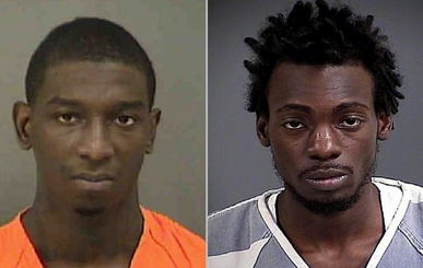 Jimmie Harris Jr and Montreal Joseph Ford are each charged with murder in the Jan 1 fatal shootings of two women. www.naturallymoi.com