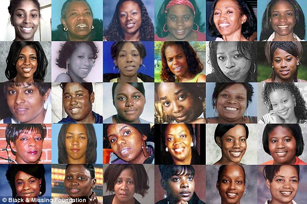 Yolanda Spivey asks why there isnt a mass cry for the 64000 black women in America who are missing. www.naturallymoi.com