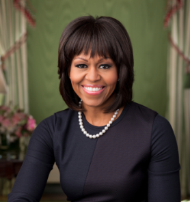 A poll shows that if Michelle Obama runs for Senate in 2016 she will win. www.naturallymoi.com