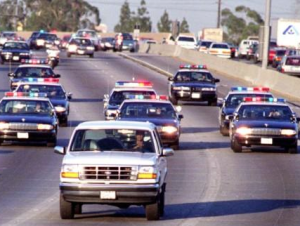 CNN is doing a special 20 years after the famous OJ Simpson chase and trial. Dominos said it had record sales on the day of the chase. www.naturallymoi.com