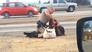 CHP excessive force
