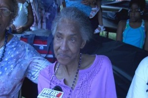Celestine Gandy Thompson is reunited with her family after 50 years following memory loss from a fire. www.naturallymoi.com