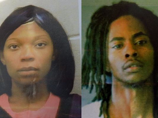 Shanice Jamila Weaver and Jonathan Sanchez Bankston are arrested after bragging about shooting Weavers ex boyfriend. www.naturallymoi.com