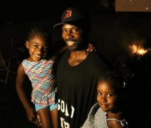 Dan Davis builds a home theater and go-kart track for children in Detroit neighborhood www.naturallymoi.com