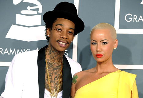 Amber Rose seeks full custody of she and Wiz Khalifahs son Sebastian www.naturallymoi.com