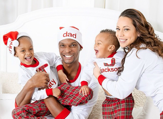 boshfamily - Black Family Christmas Pictures